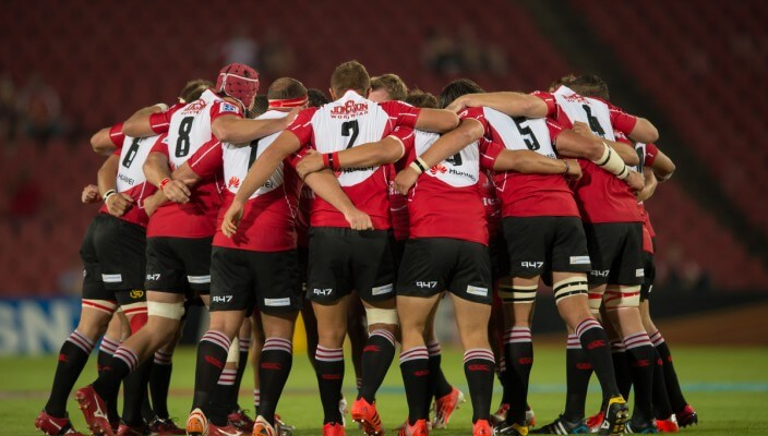 Load Boks with Lions