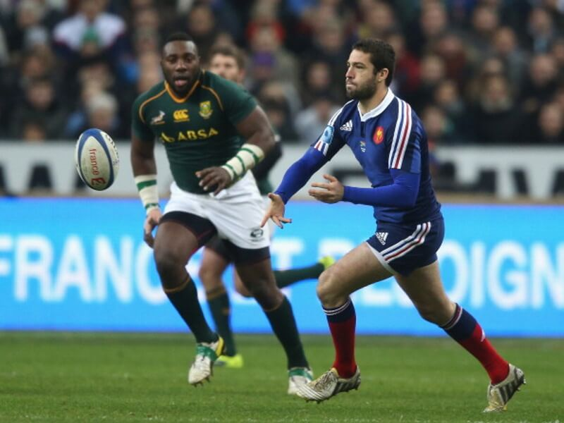 Boks to fry French