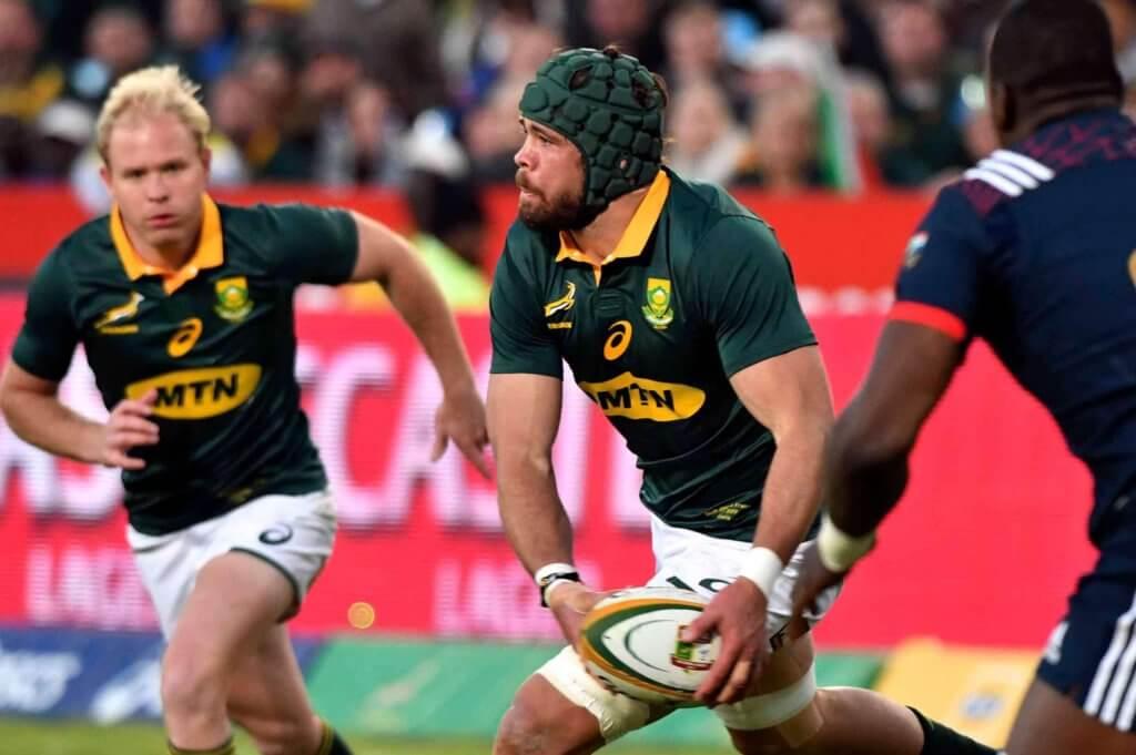 Lions duo add roar to Boks