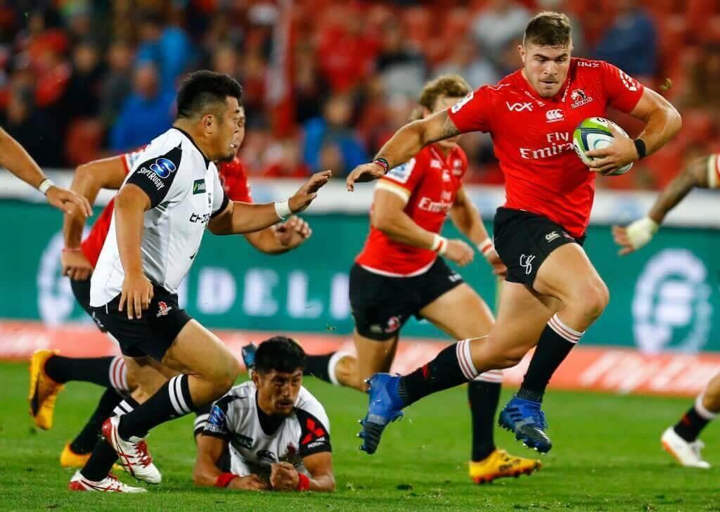 Sun shines on SA Rugby