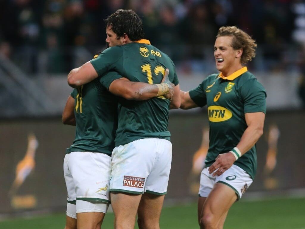 Southern Palace Group add sunshine to brighter SA rugby future
