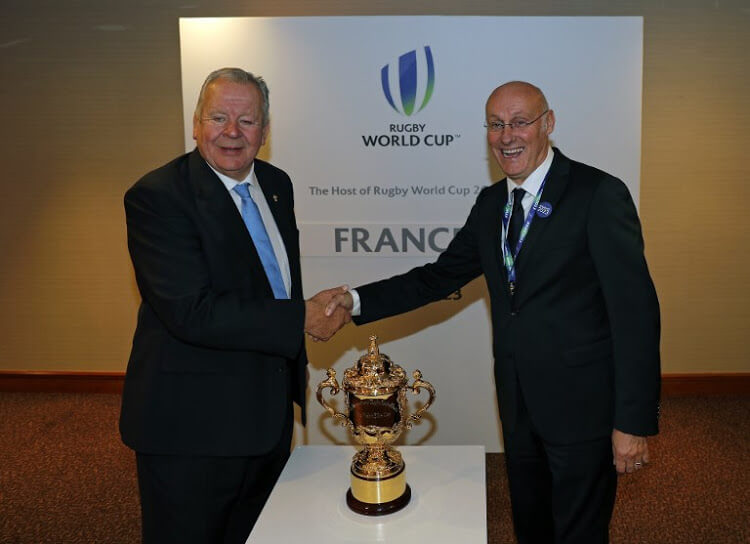 World Rugby celebrates the scam that was the 2023 bid