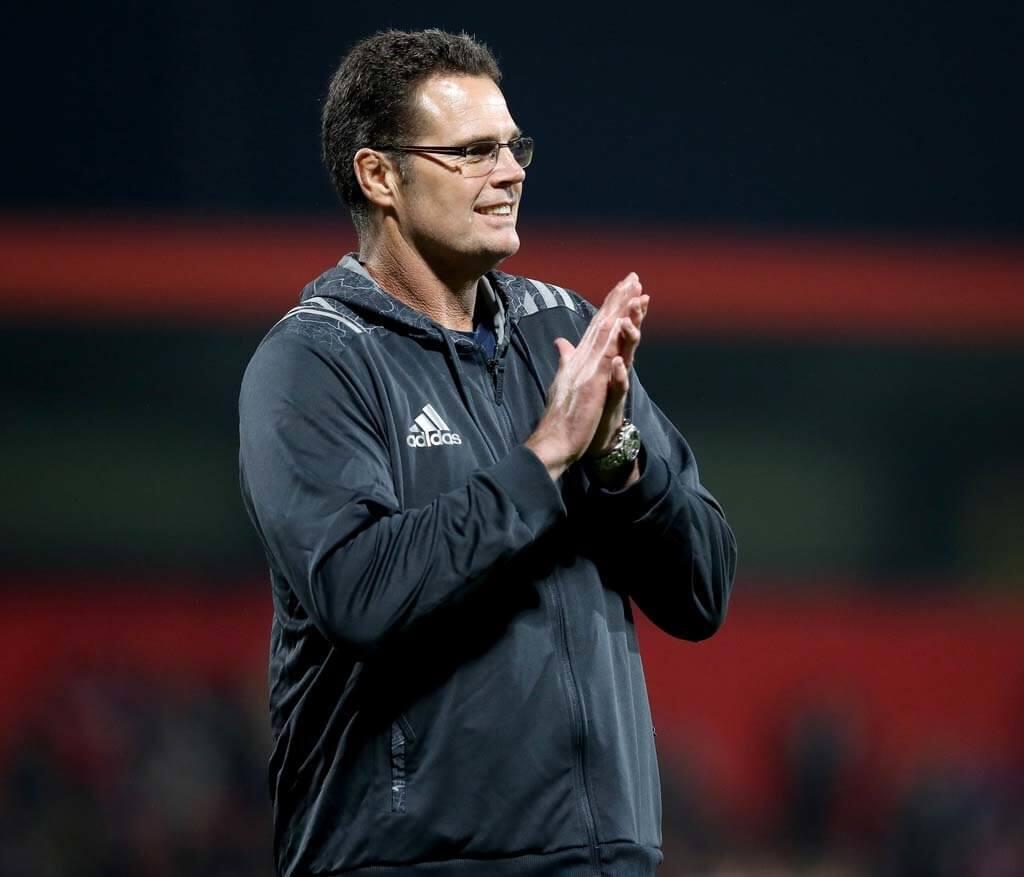 Rassie Erasmus is new rugby boss of Springboks