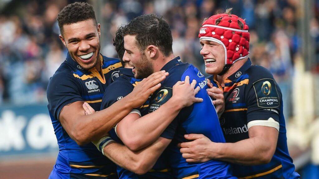 Irish eyes are smiling in Europe as Leinster lash Montpellier