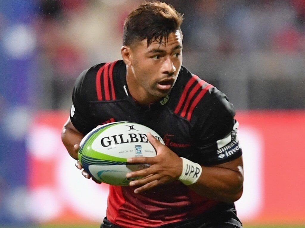 Richie Mo'unga is the All Blacks answer to Barrett's backup