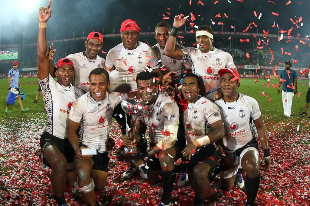 Flying Fijian Alosio Naduva buries Blitzboks in Hamilton's fantastic comeback final