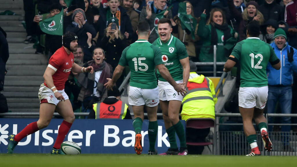 Ireland see off Wales in Dublin thriller to stay perfect
