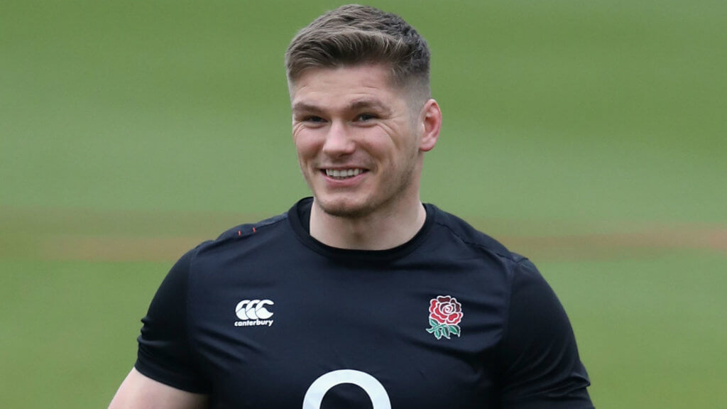 Farrell 'jumping out of his skin' to face Scotland, says Jones