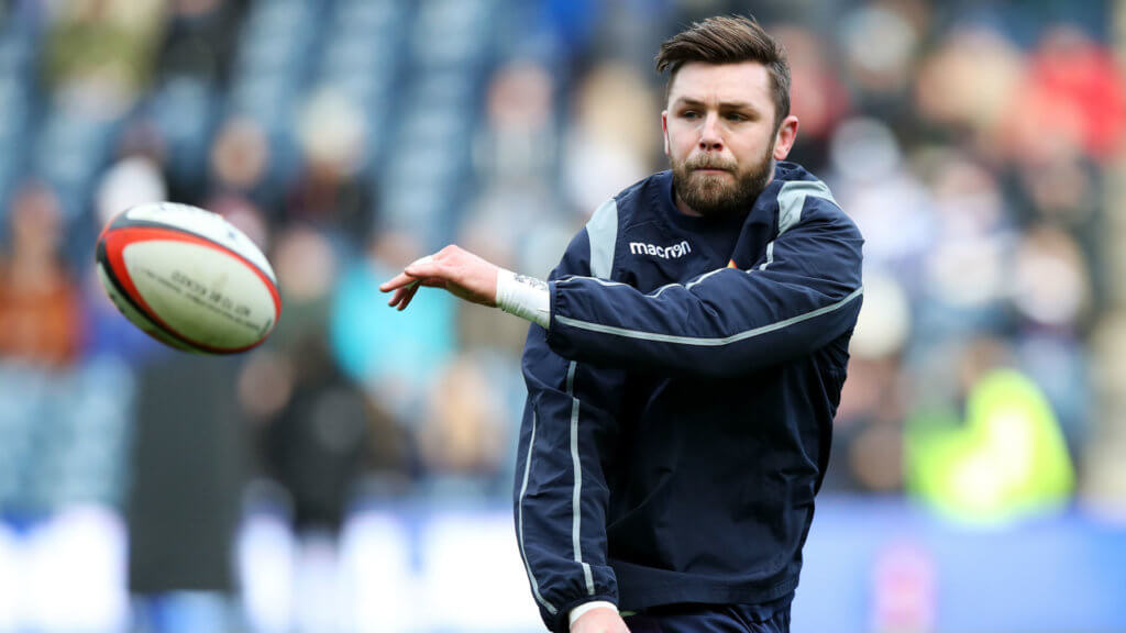 Scotland back-row Wilson cleared over Hughes clash