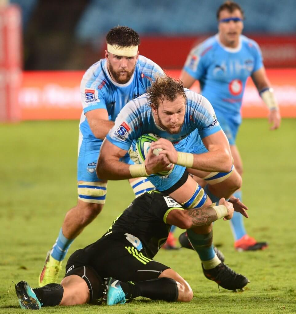 Super Rugby Rants and Raves - Bulls locks looking like All Blacks under new coaching