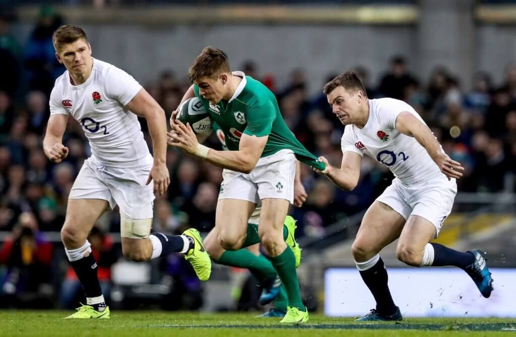 What makes Ireland's attack so special?