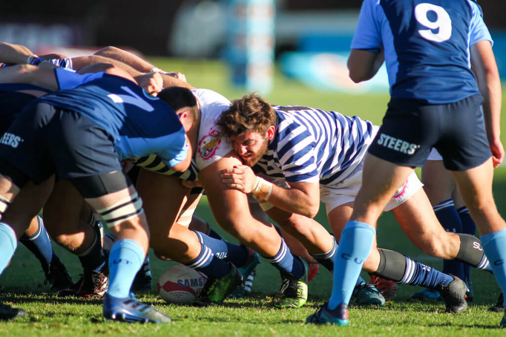 Varsity Cup match reports - Round 8