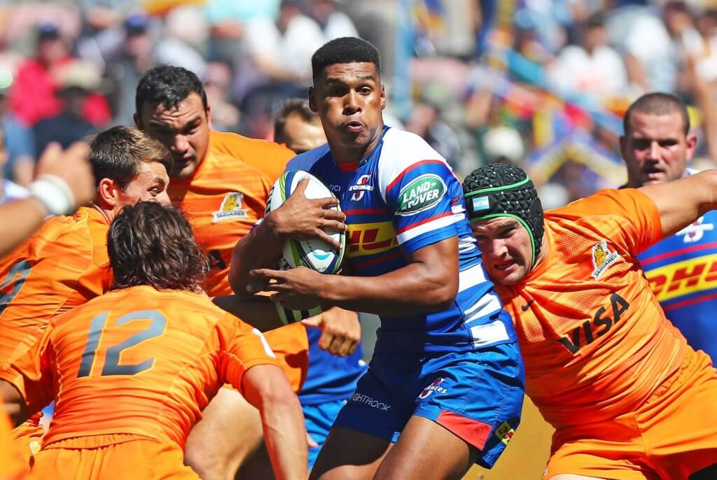 Imagine how much Damian Willemse could grow with some Kiwi mentoring