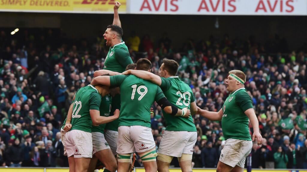 O'Driscoll talks up Ireland's Grand Slam bid