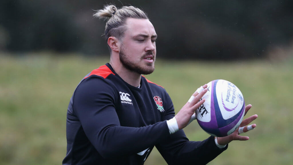 England duo Nowell and Underhill out of France clash