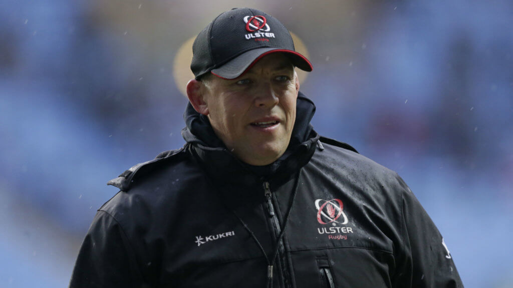 Gibbes to leave Ulster for 'family reasons'