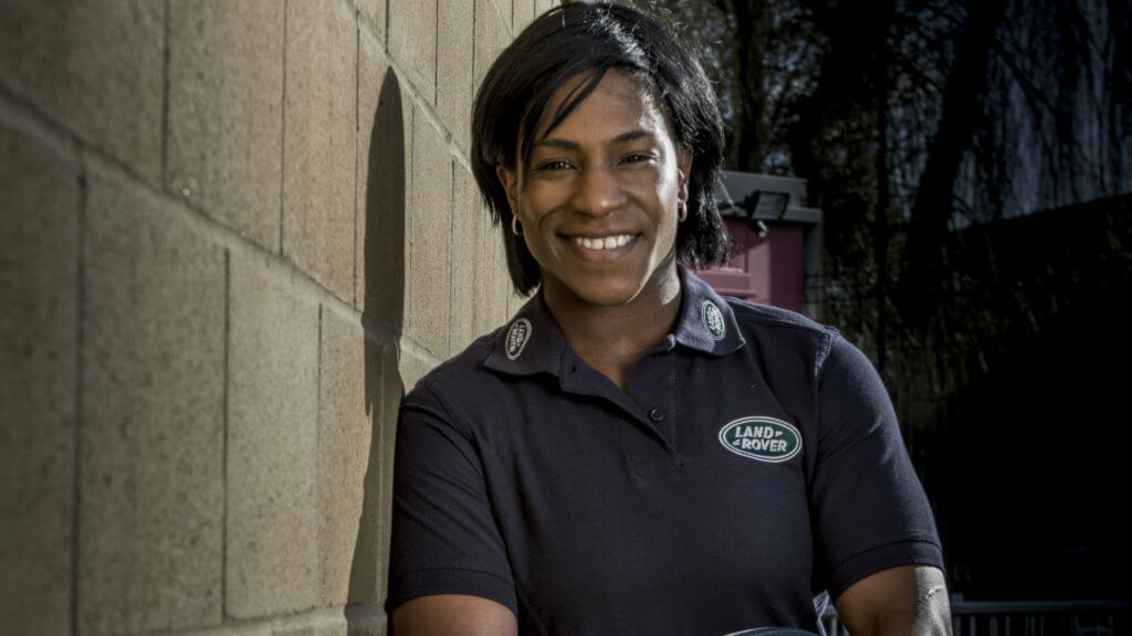 Breaking barriers and earning respect - Alphonsi wants to use her journey to inspire new talent