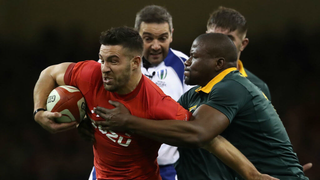 Toulon-bound Webb out for rest of season