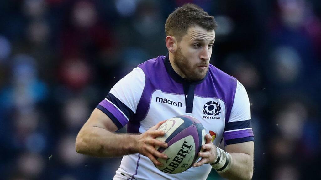 Tommy Seymour, Richie Gray return for Scotland