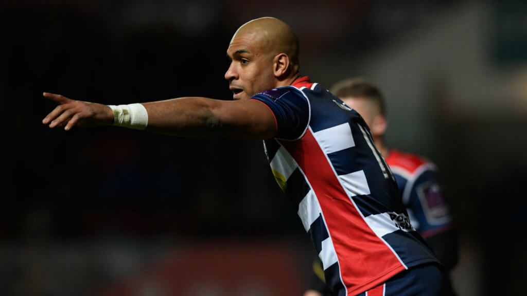 Varndell leaves Bristol for Scarlets