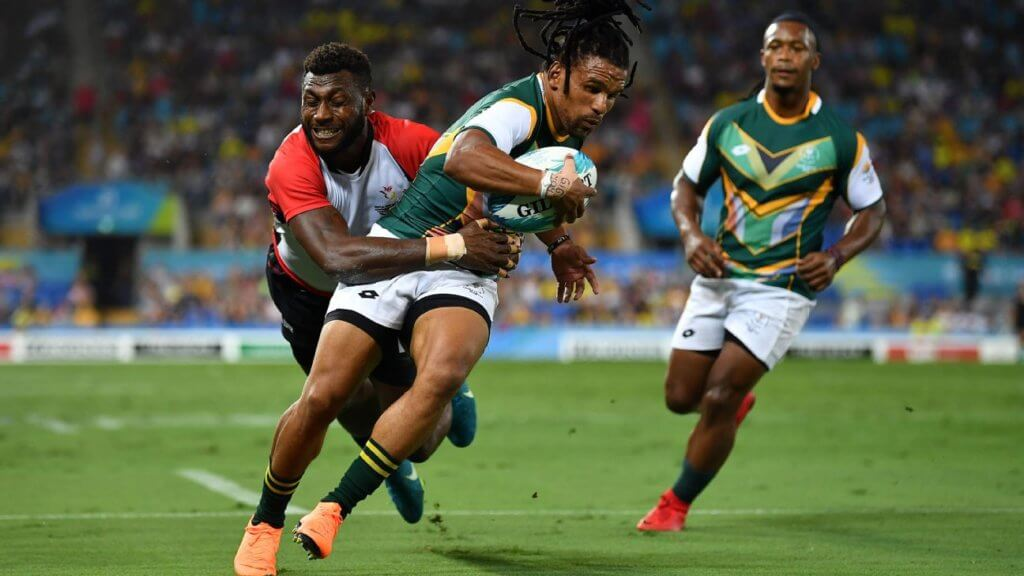 Ranting about the Blitzboks' flop, Raving about Warrick Gelant
