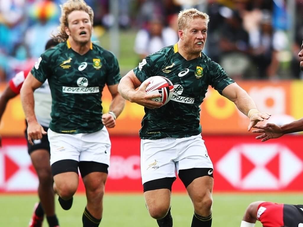 Injury and defeat big blows to Blitzboks World Series title hopes