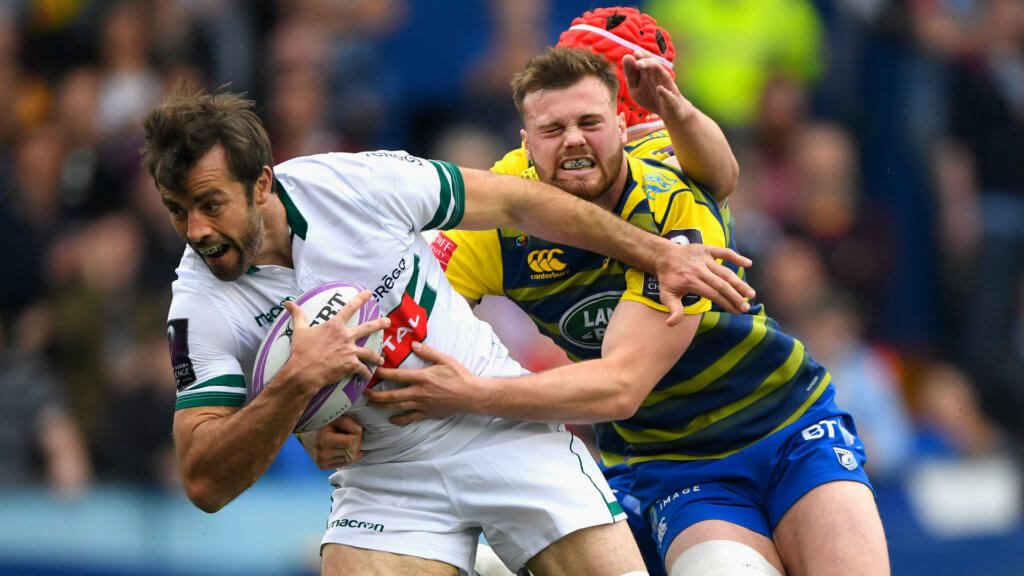 Cardiff Blues book Challenge Cup final berth