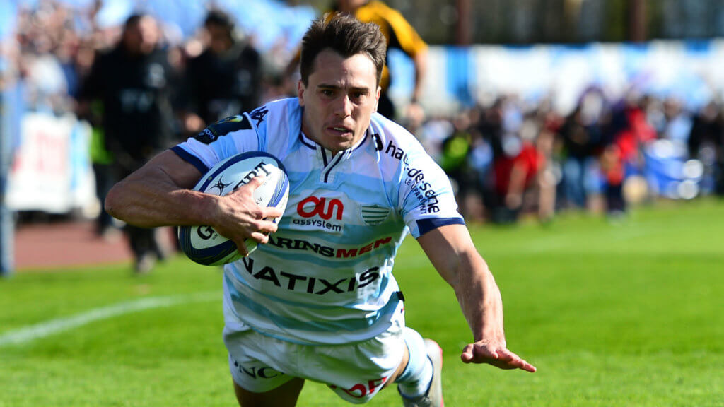Racing hold edge in battle for second after Bordeaux battering