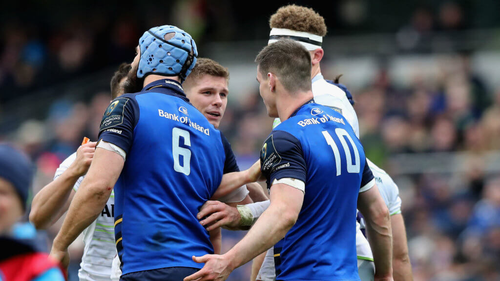 Sarries not guilty of targeting Sexton - McCall