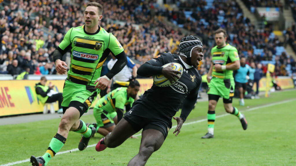 Wasps secure play-off place, Sarries seal home semi-final