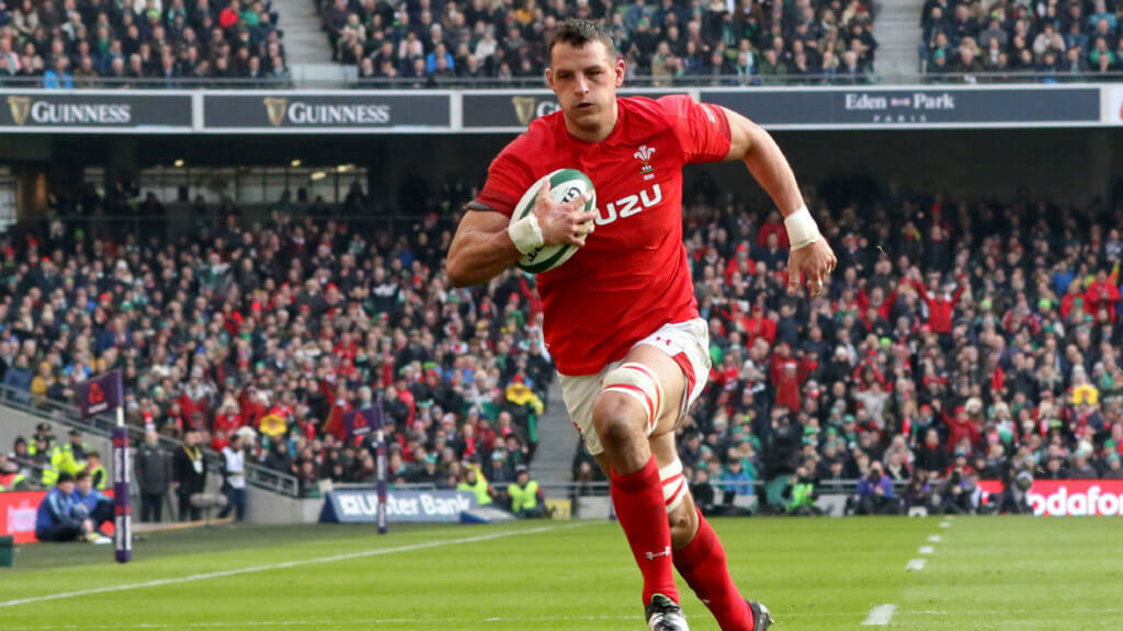 Shingler and Hewitt out of Wales tour