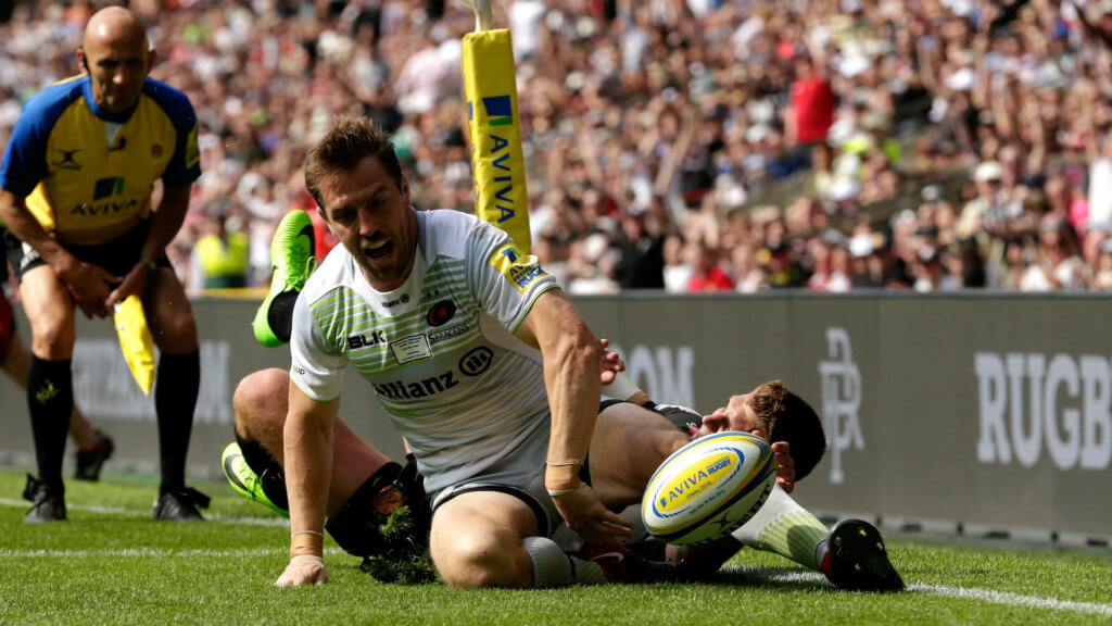 Wyles bows out in style as Saracens regain Premiership crown