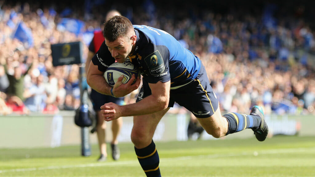 Leinster lose McFadden for season's climax