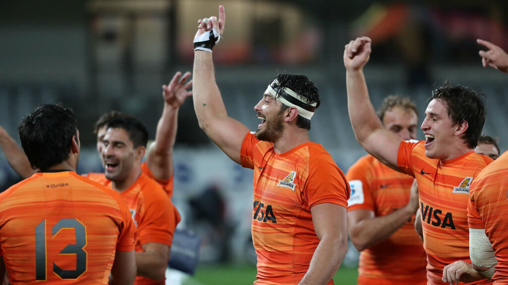 History making Jaguares make it four from four on the road