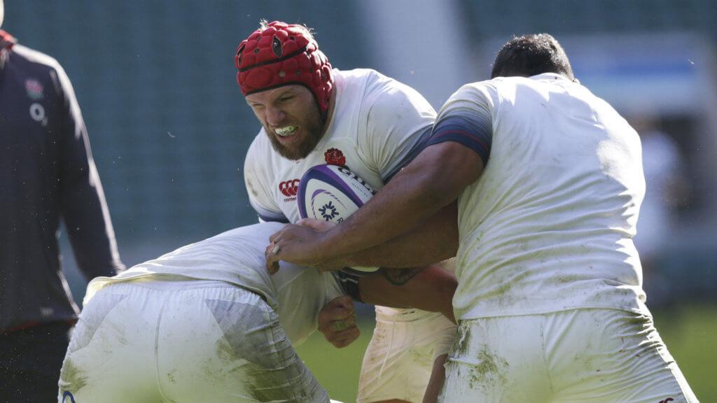 Saints land England flanker Haskell