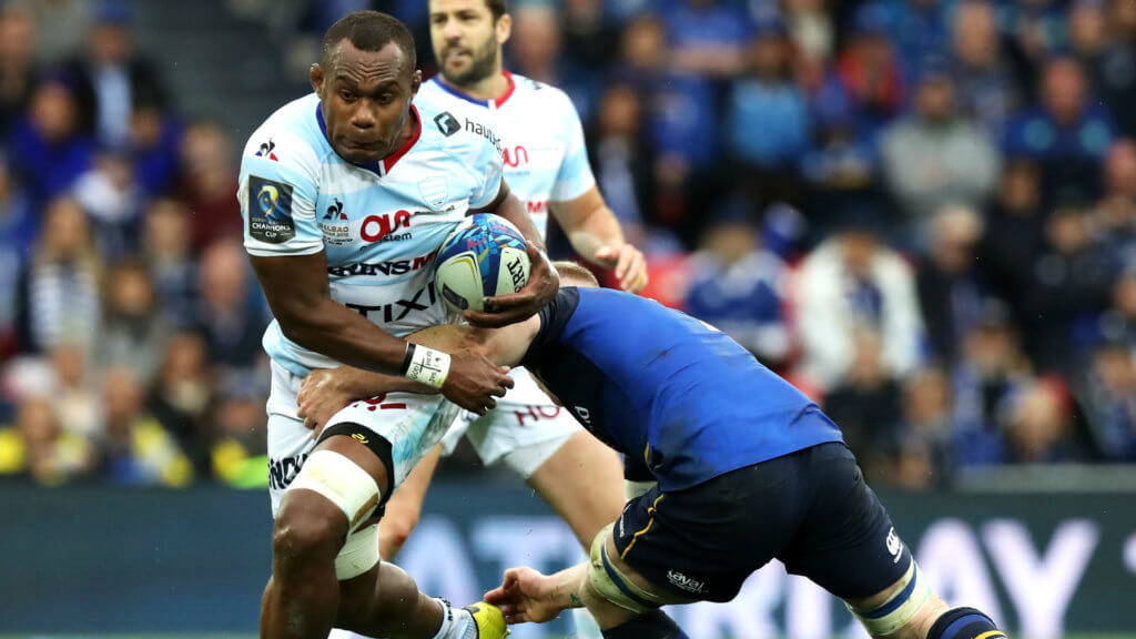 Racing's Nakarawa named European Player of the Year