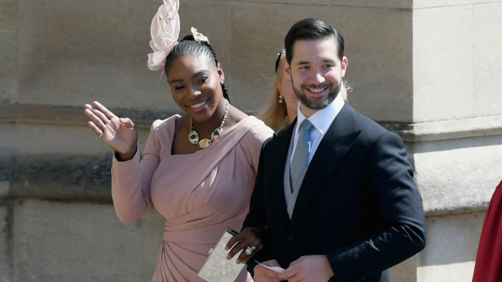 Serena and Beckham among Royal Wedding guests