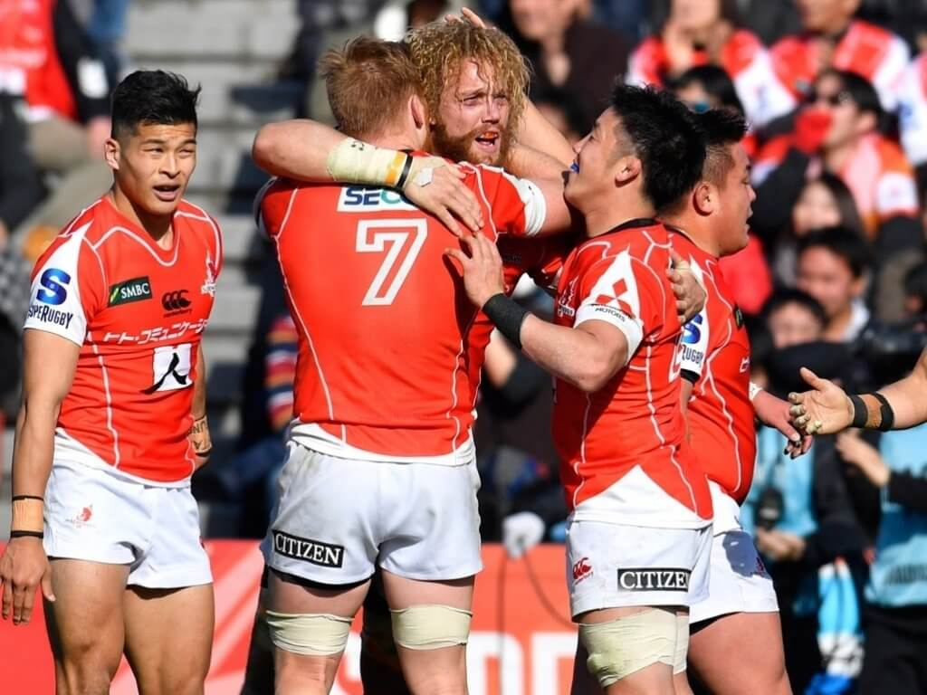 Hayden the hero as Sunwolves sink Stormers