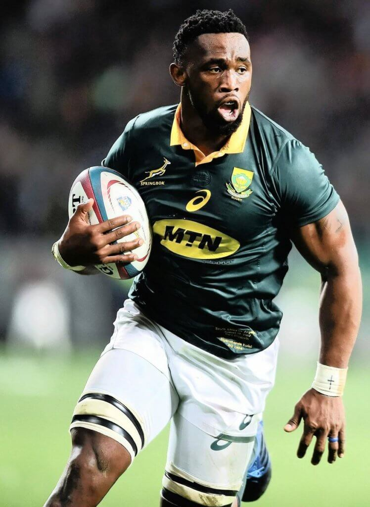 Springbok coach Rassie's first and most significant Rugby World Cup victory