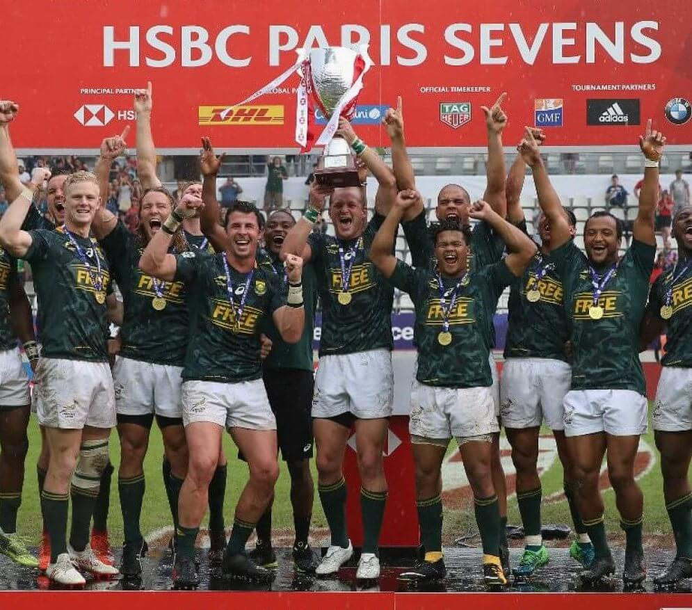 Blitzboks remain sevens champions with English win