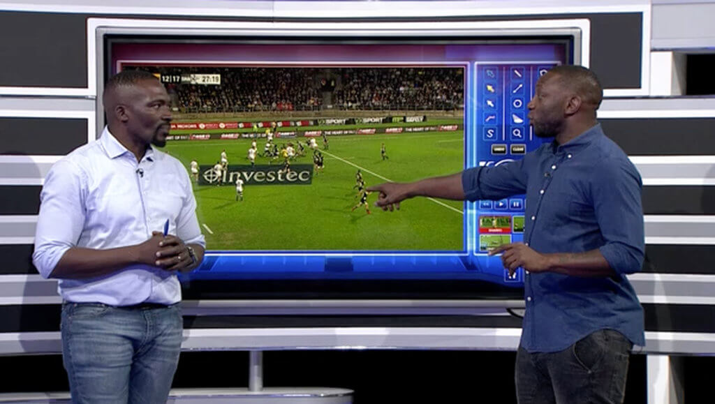 Racism rife at SuperSport say black rugby presenters