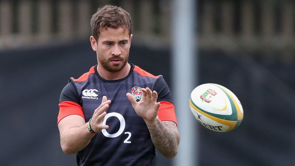 Cipriani and Robshaw to start for England at Newlands