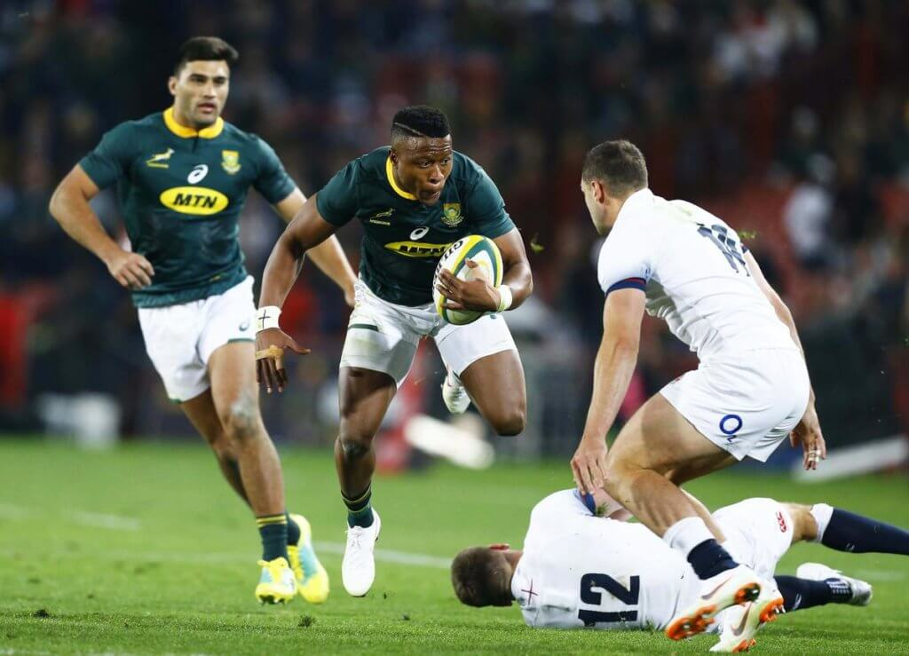 Rassie to rightfully continue backing young Boks against England
