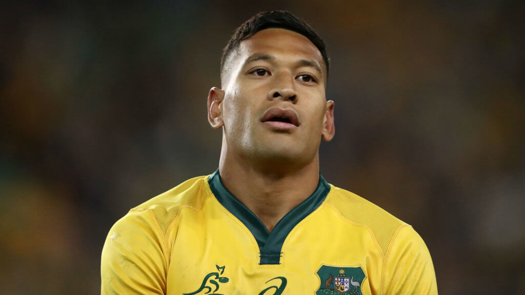 Folau won't change aerial approach in All Blacks showdown