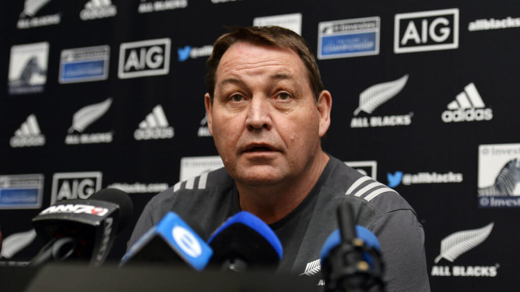 All Blacks ring the changes for series finale with France