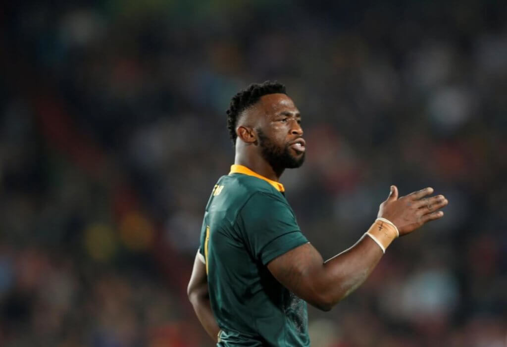 Kolisi claims Laureus award