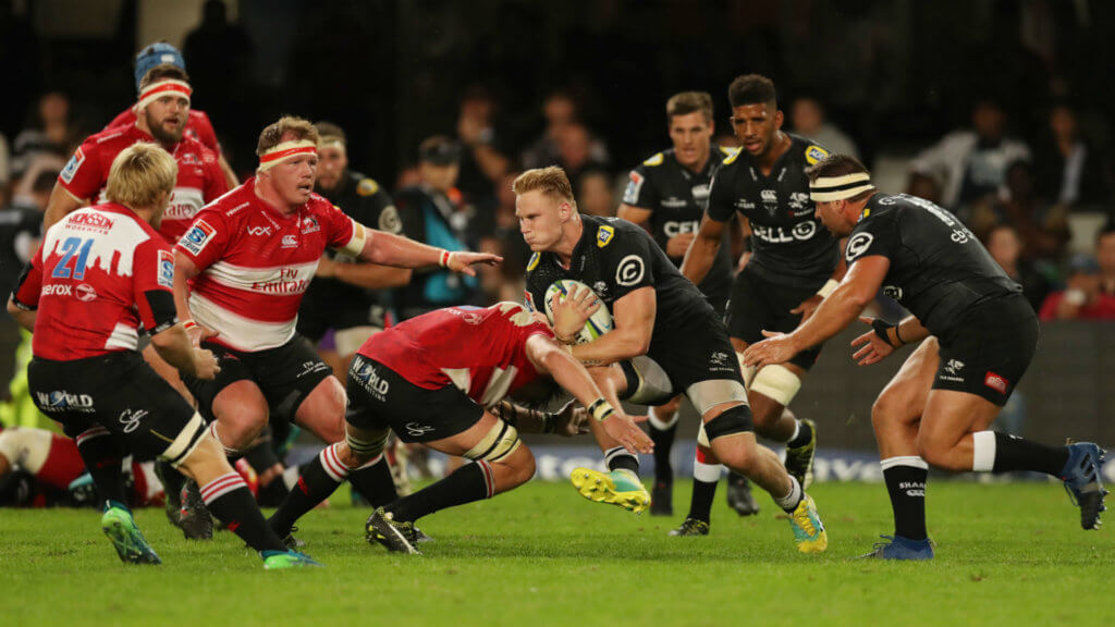 Potent Sharks finally tame Lions, Jaguares in seventh heaven