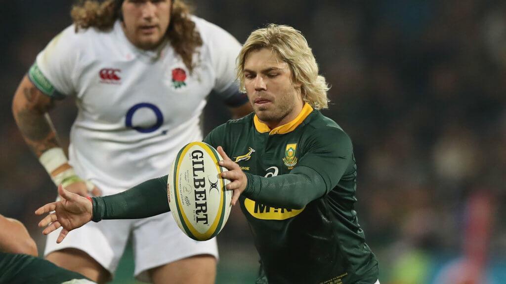 Overseas players key to South Africa resurgence, says Habana