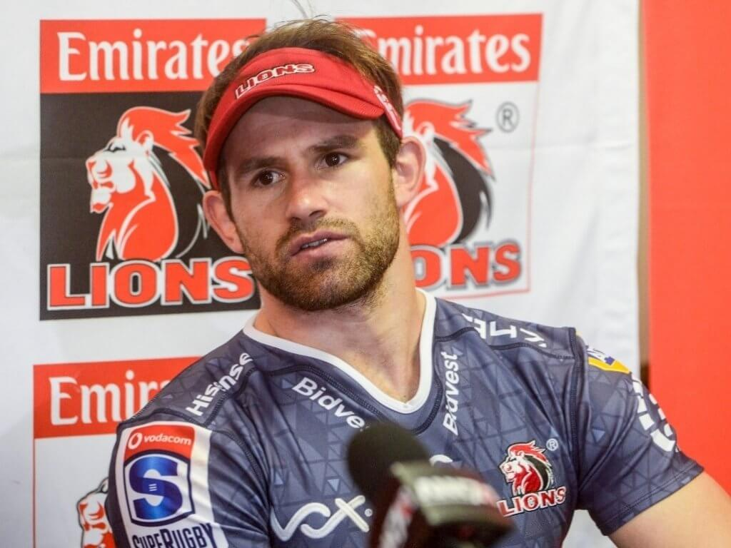 Groom injury blow for Lions