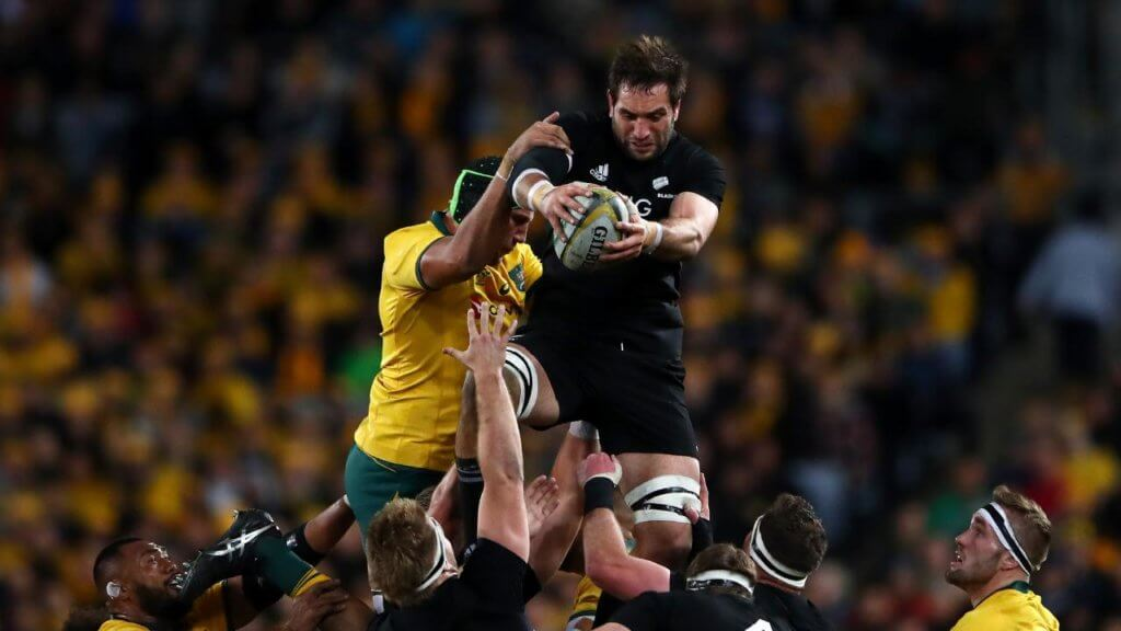 WATCH: In the sheds with the All Blacks after Australian victory